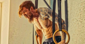 How To Do Rings Row
