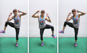 Oblique Jacks are a great variation of jumping jacks that target the obliques