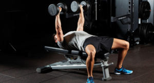 How To Perform A Dumbbell Press