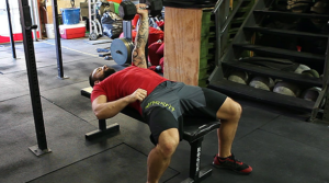 How Hard Is The 100lb Dumbbell Bench Press
