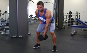 Reason Single-Arm Dumbbell Row