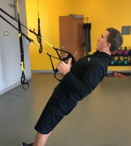 Benefits of TRX-ROW