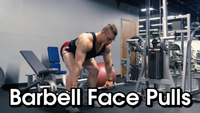 Barbell Face Pulls - An Exercise Guide