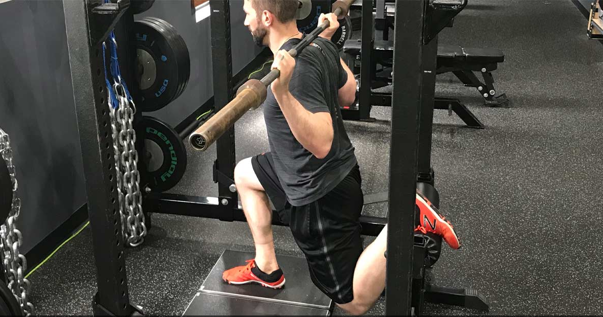 Movement Restriction is one of the reasons to Seek an Alternative for Bulgarian Squats