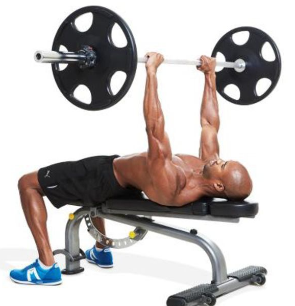 beginners should be extremely careful when performign the close grip bench press