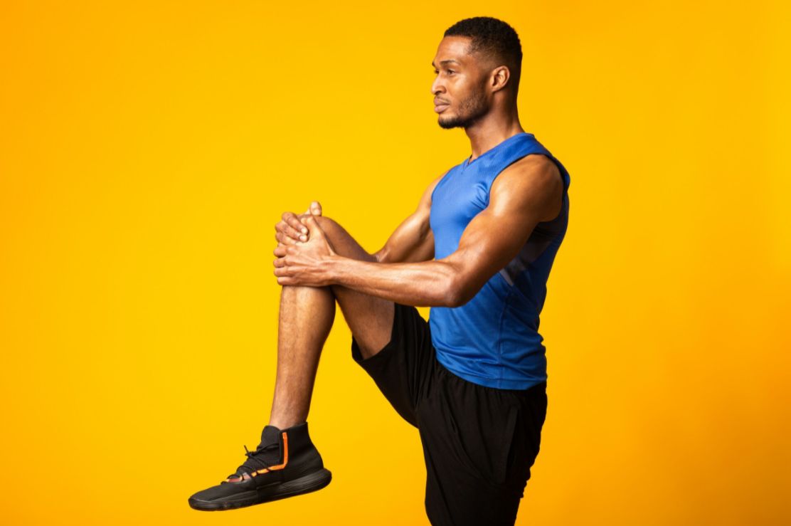 Burpees are a great warm up exercise that you can start your workout sessions with