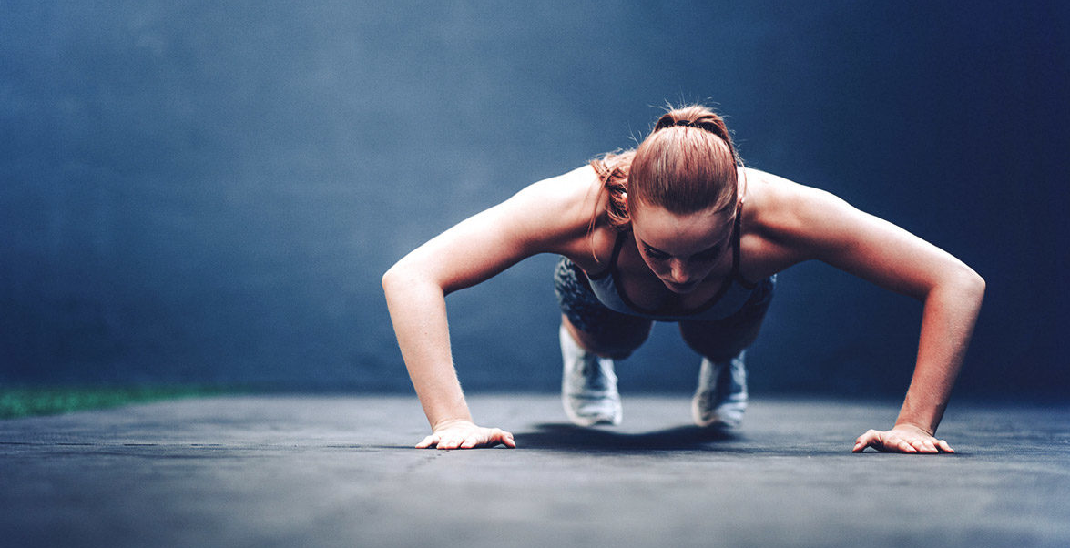 Burpees work your core area so they work your abs