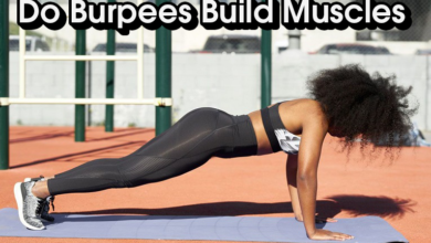 Do Burpees Build Muscles - What You Should Know