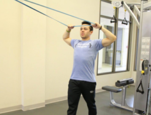 Equipment Needed for Resistance Band Face Pulls