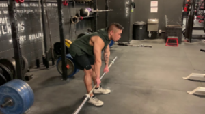 How to Do Barbell Face Pulls Exercise