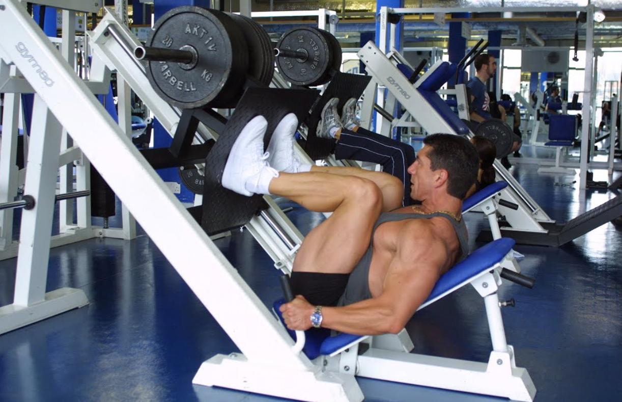 How to Execute a Leg Press