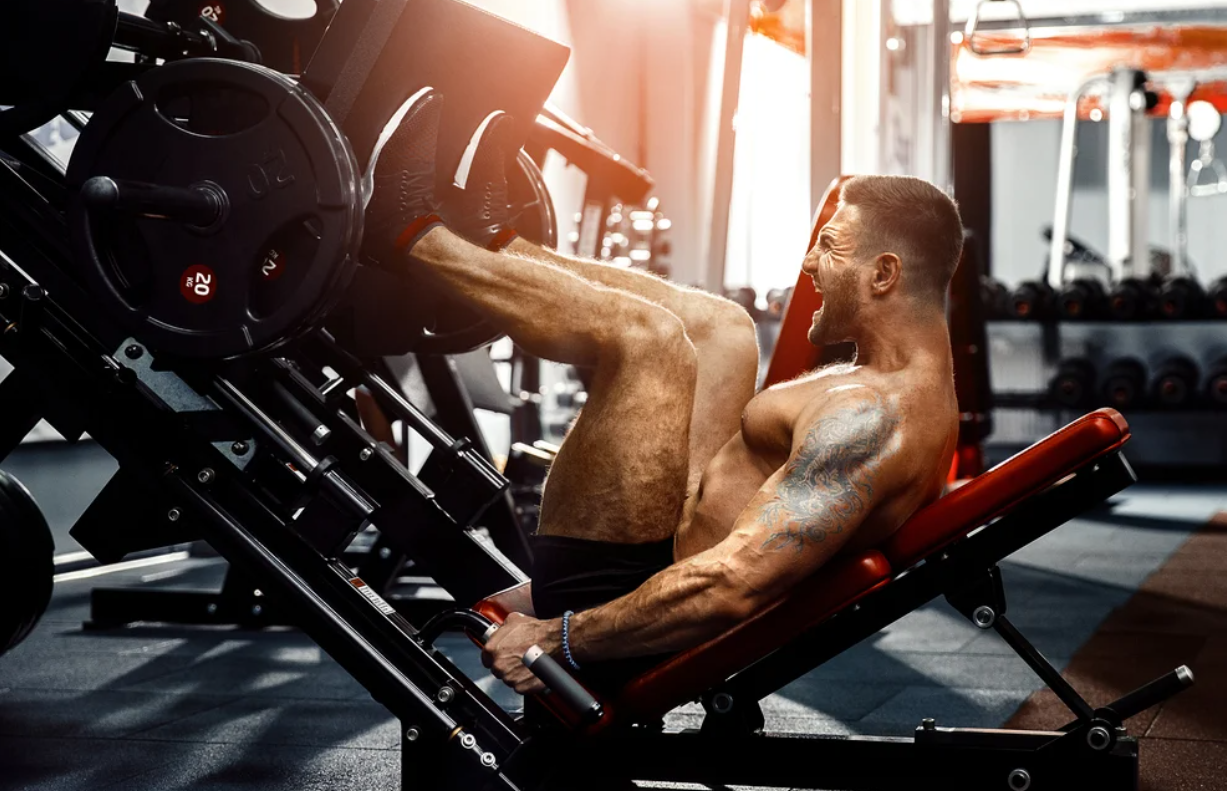How to Include Leg Presses on your training program