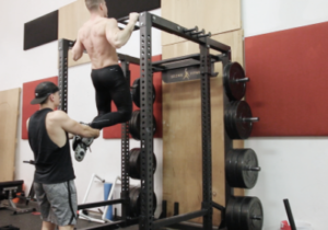 Mistakes to Avoid when doing Assisted pull-ups
