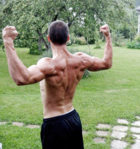 Muscles Worked by Assisted pull-ups