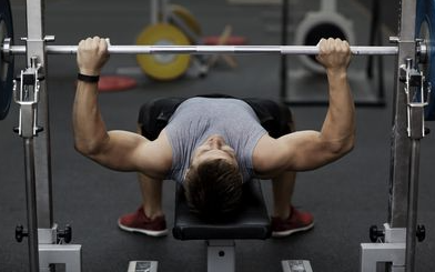 Close grip bench press is an excellent exercise for isolation of muscles