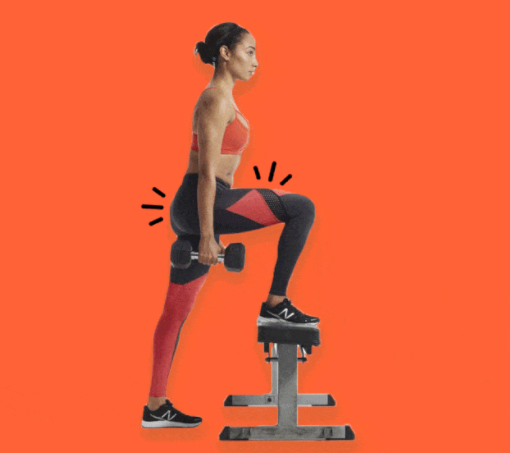 Pros and Cons of the Step-Up Exercise