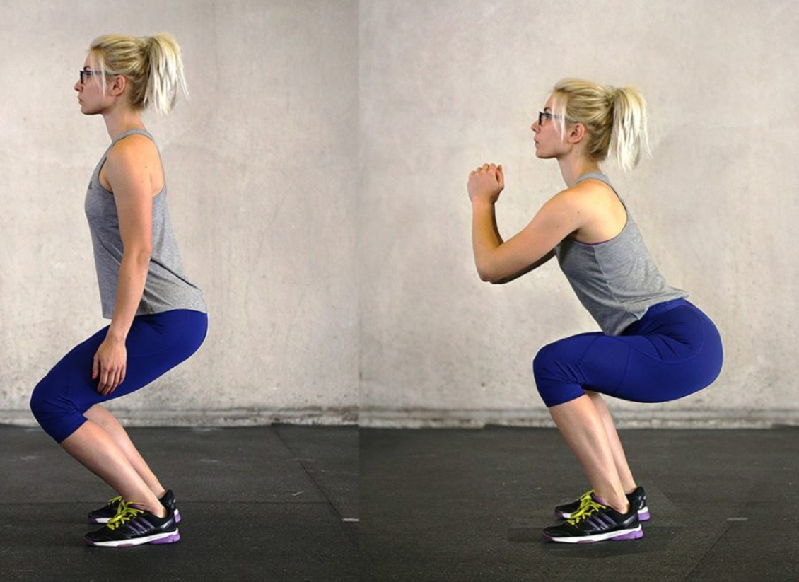 the-back-normal-squat