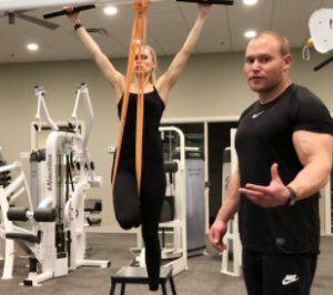 Tips to Remember when doing Assisted Pull-Ups